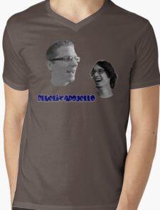 Bluelizardjello Logo Mens V-Neck T-Shirt