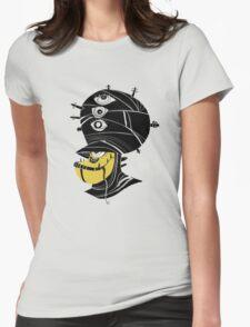 Desert Alien Womens Fitted T-Shirt