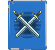 Crossed Swords iPad Case/Skin