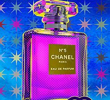 Luxury French Perfume by Everett Day