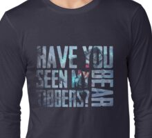Have You Seen My Polar Bear Tiber? Long Sleeve T-Shirt