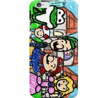 The Mushroom Kingdom iPhone Case/Skin
