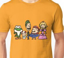 The Mushroom Kingdom Unisex T-Shirt