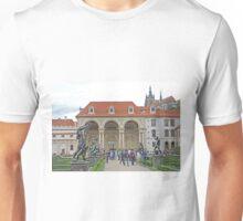 Wallenstein Palace, Prague Unisex T-Shirt