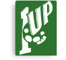 1UP 7UP Canvas Print