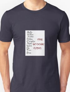 Scooby Gang T-Shirt