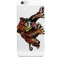 Wild Cat iPhone Case/Skin