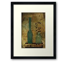 Include Me Out Framed Print