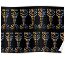 which skeleton are you Poster