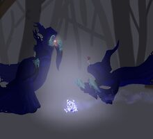 The Most Adorable Patronus by LivelyDelusions
