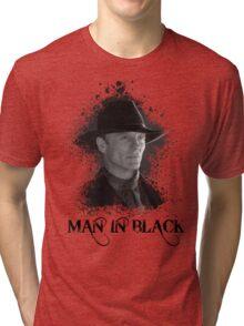 Man in the black - Westworld Tri-blend T-Shirt