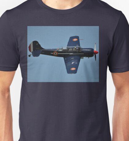 Kempsey Air Show, Australia 2016-Yak-52TW VH-FYK  Unisex T-Shirt