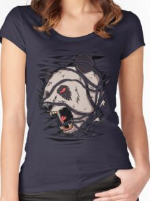 Oso Panda -Momia- Women's Fitted Scoop T-Shirt