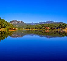 Evergreen, Colorado by Beth Herold