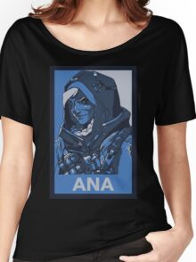 Ana HOPE Propaganda Women's Relaxed Fit T-Shirt