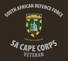 SADF South African Cape Corps (SACC) Veteran by civvies4vets