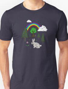 Cute Nature Scene Unisex T-Shirt