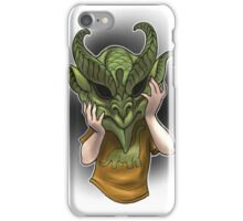 Trick or Treaters - Little Demon iPhone Case/Skin
