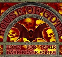 HOUSE OF GOTH - 116 by LBStudios