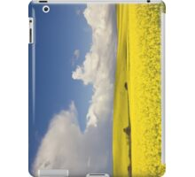 Countryside landscape iPad Case/Skin