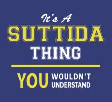 It's A SUU thing, you wouldn't understand !! by satro