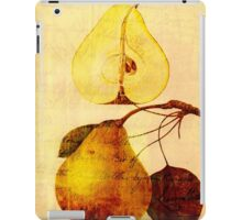 Copper Pear iPad Case/Skin