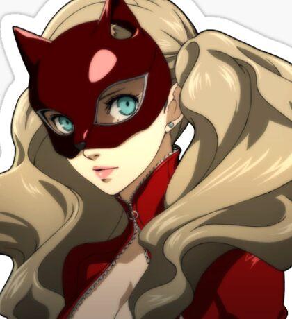 Persona 5 - Ann Sticker