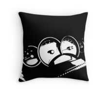 GTO Gauges that look like a Monkey Throw Pillow