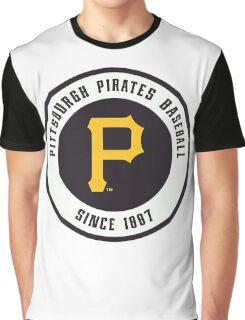 pittsburgh pirates baseball Graphic T-Shirt