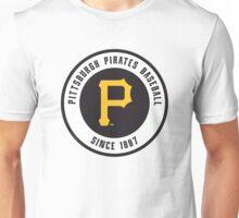 pittsburgh pirates baseball Unisex T-Shirt