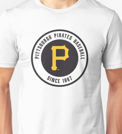 pittsburgh pirates baseball Unisex T-Shirt