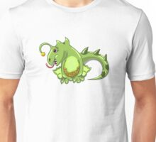 small dragon play with boll Unisex T-Shirt