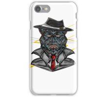 Corporate Cat iPhone Case/Skin