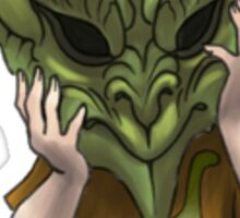 Trick or Treaters - Little Demon Sticker