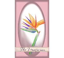 The Magician - Tarot Card Photographic Print
