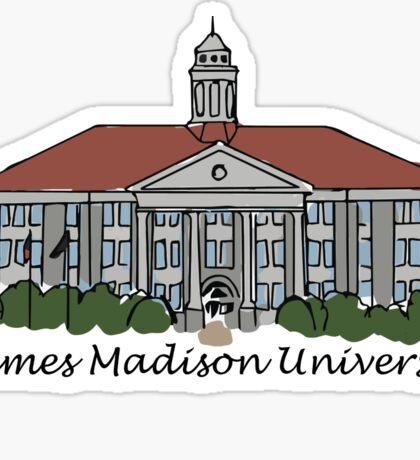 JMU - James Madison University 7 Sticker