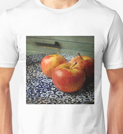 Red Apples. Unisex T-Shirt