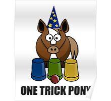 One Trick Pony Poster