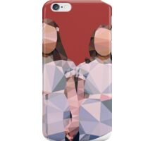 Twins iPhone Case/Skin