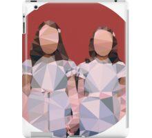 Twins iPad Case/Skin