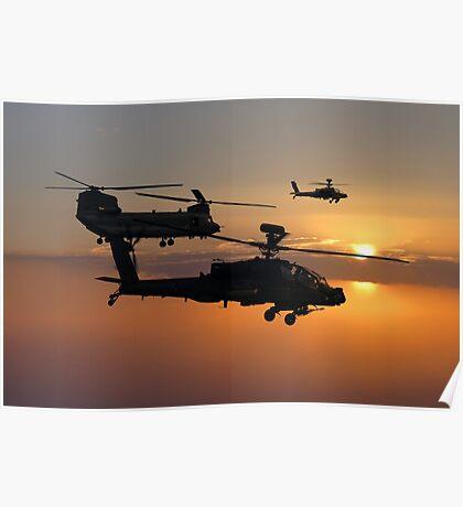 Apache Escort  Poster