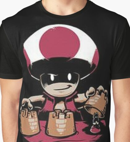 Toad Graphic T-Shirt
