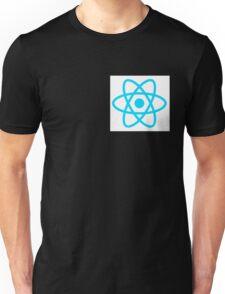 React logo dev Unisex T-Shirt