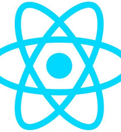 React logo dev Sticker