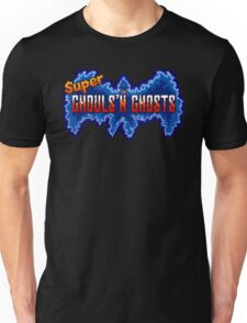 Super Ghouls 'n Ghosts (SNES Title Screen) Unisex T-Shirt