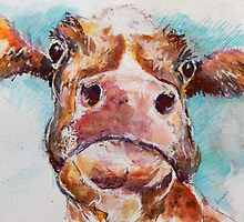 Stroppy Cow by Louise Fletcher
