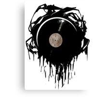 DISTORTED SOUND (RIM) Canvas Print