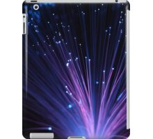 Fibre Optic Lights & Bokeh (#9740) iPad Case/Skin