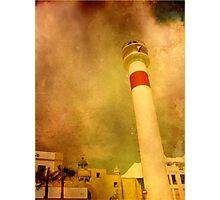 Lighthouses Photographic Print