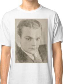 James Cagney Hollywood Actor Classic T-Shirt